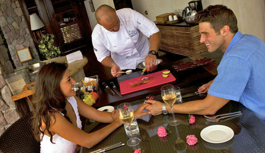 Chefs on Wheels at Jade Mountain