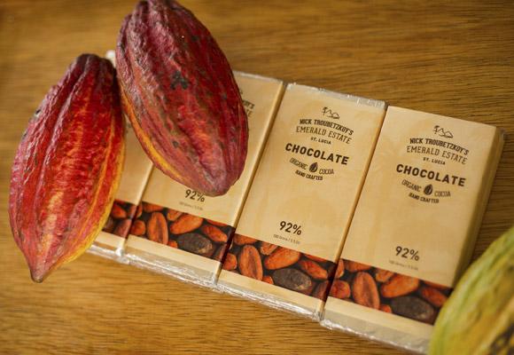 Emerald Estate Chocolate Bars
