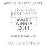 Conde Nast Johansens Award for Excellence
