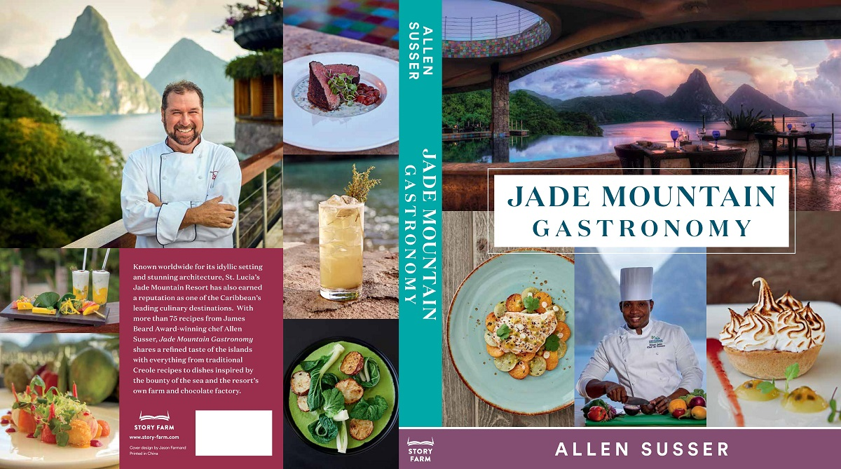 Jade Mountain Gastronomy By Chef Allen