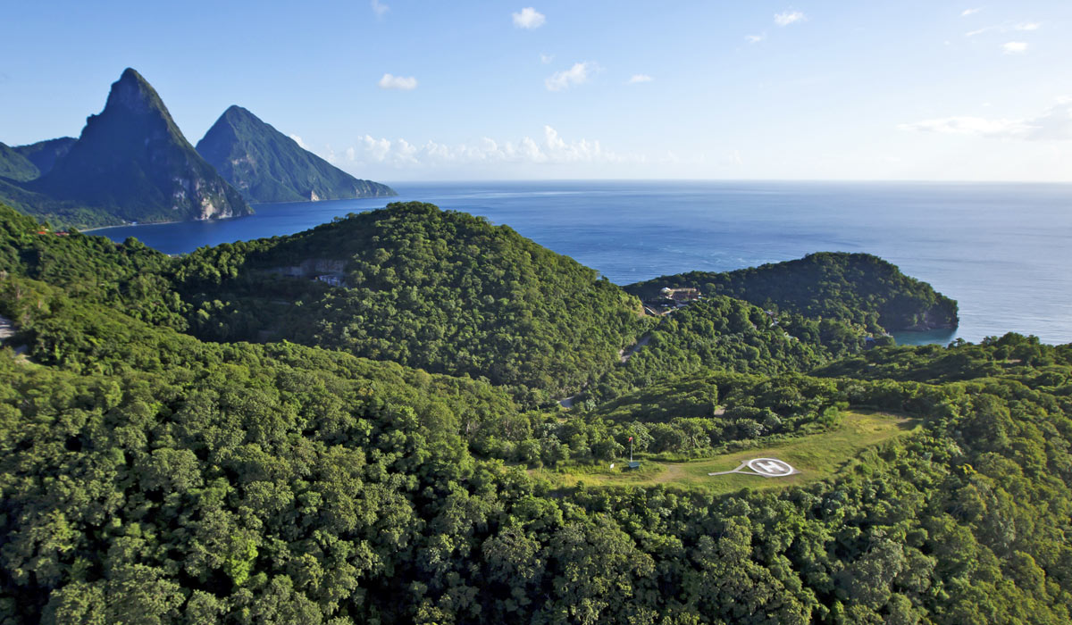 Jade Mountain Saint Lucia - Reserve your sanctuary