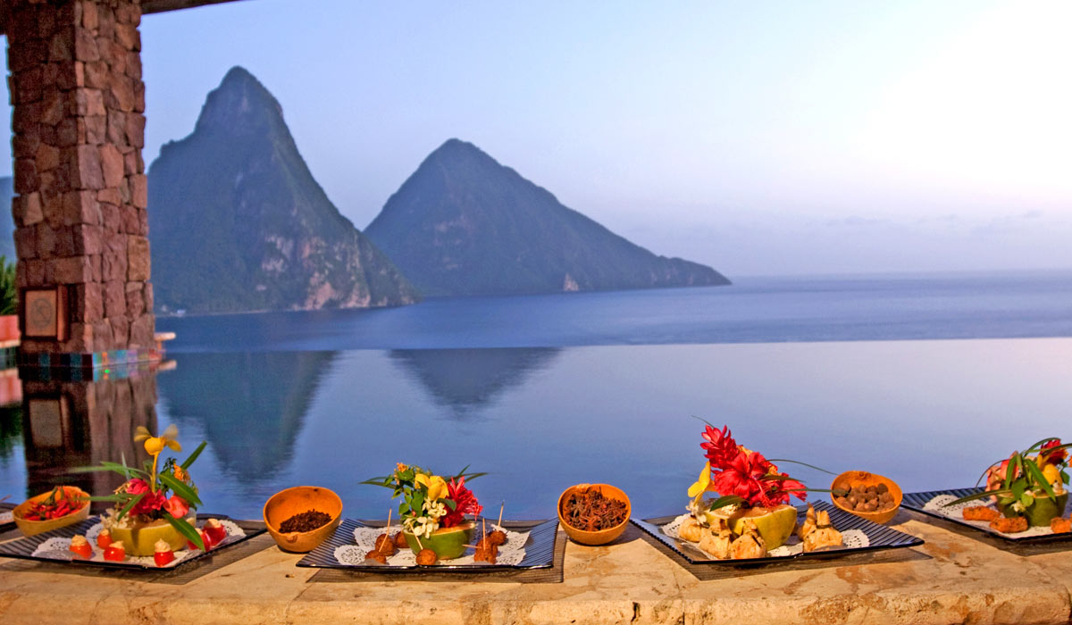 Culinary Events at Jade Mountain
