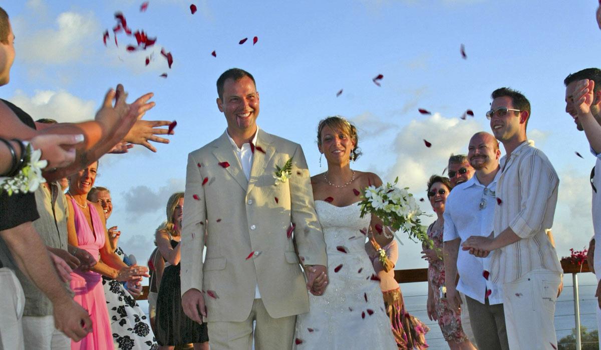 Wedding Groups at Jade Mountain