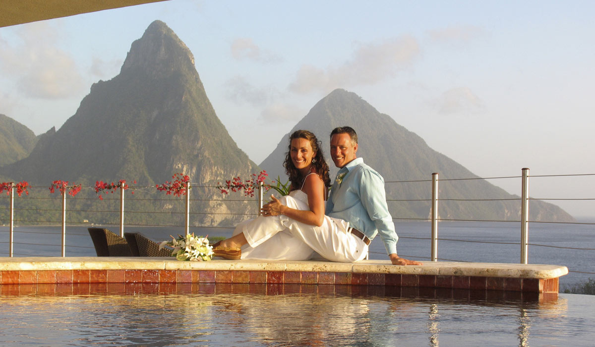Jade Mountain Weddings & Honeymoons