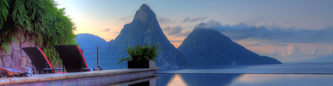 Take Five at Jade Mountain