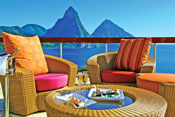 Jade Mountain Dining