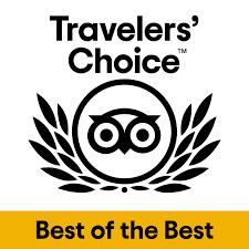 Travelers Choice Best of Best 2020