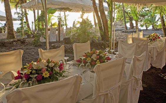 Anse Mamin Planation St Lucia