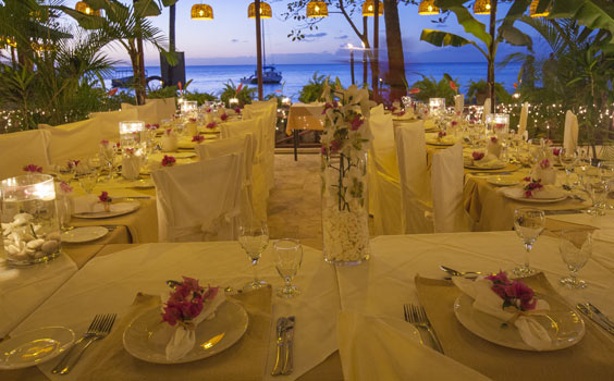 Trou Au Diable Beach Restaurant St Lucia