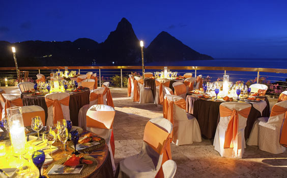 Celestial Terrace at Jade Mountain